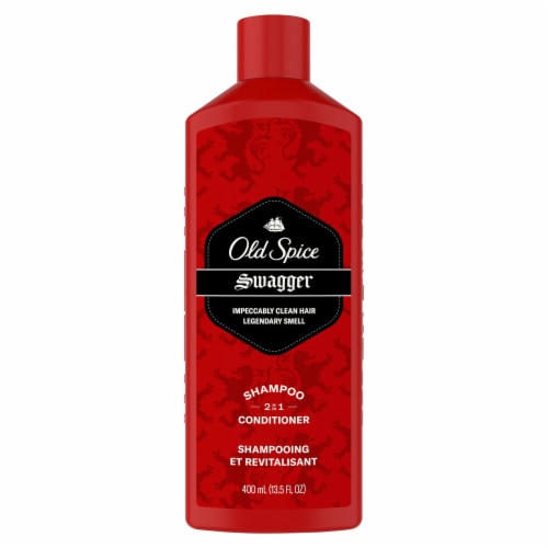 Old Spice Swagger 2-in-1 Shampoo & Conditioner Perspective: front