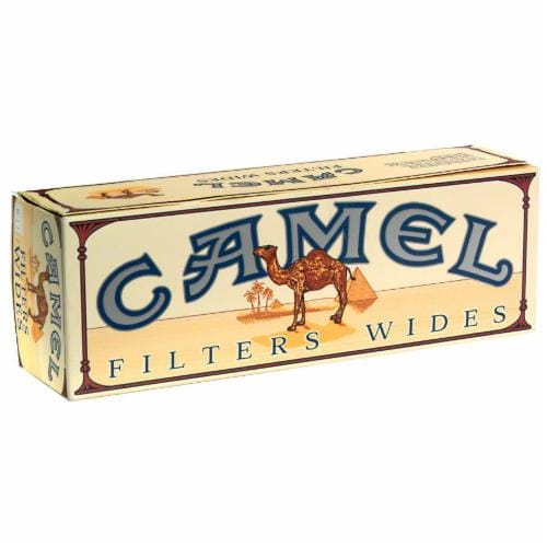 Fry's Food Stores - Camel Filter Wide Cigarettes