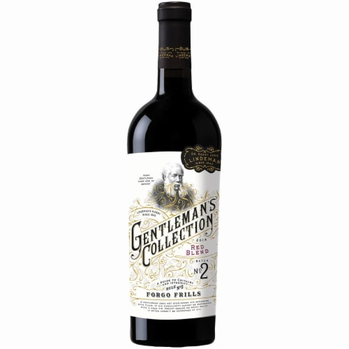 Gentleman's Collection Red Blend Perspective: front