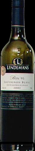 Lindeman's Bin 95 Sauvignon Blanc Perspective: front