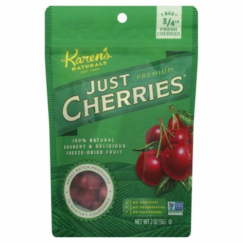 Just Cherries Perspective: front
