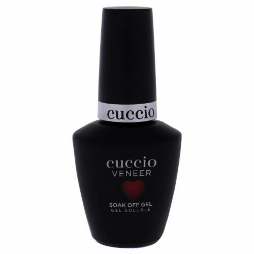 Cuccio Veneer Soak Off Gel  Gala Nail Polish 0.44 oz Perspective: front
