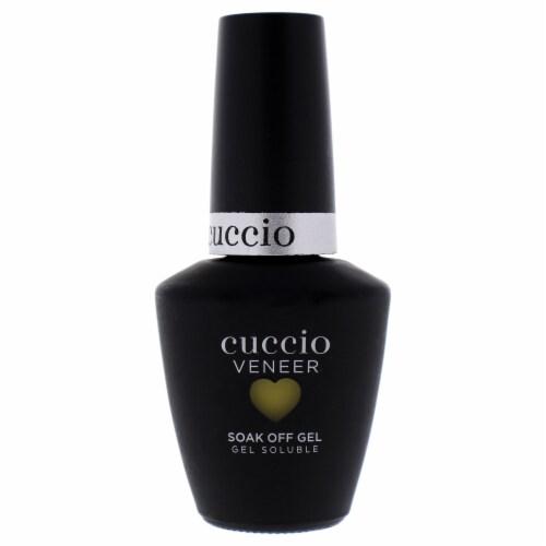 Cuccio Veneer Soak Off Gel Nail Polish  Seriously Celsius 0.44 oz Perspective: front