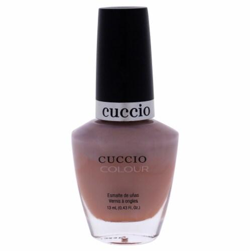 Cuccio Colour Nail Polish  Bologna Blush 0.43 oz Perspective: front
