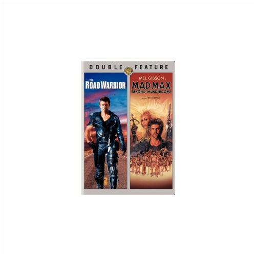 Road Warrior and Mad Max: Beyond the Thunderdome Double Feature (DVD) Perspective: front