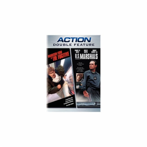 The Fugitive / U.S. Marshals (DVD) Perspective: front
