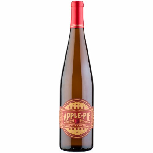 Oliver Apple Pie Wine Perspective: front