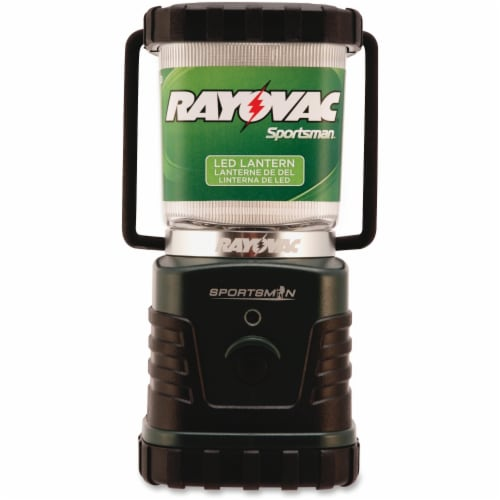 Rayovac Sportsman 305 lumens Black Lantern - Case Of: 1; Perspective: front