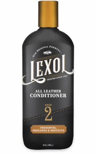 Lexol All Leather Conditioner Perspective: front