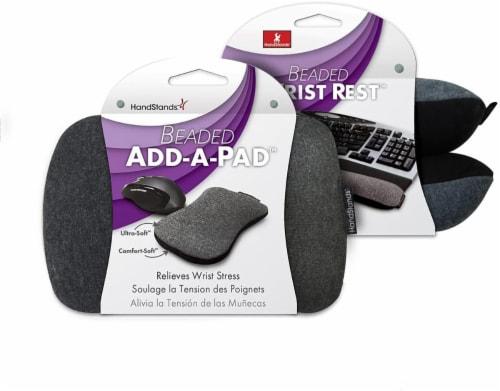 Handstands Beaded Wrist Rest Combo Bundle Perspective: front