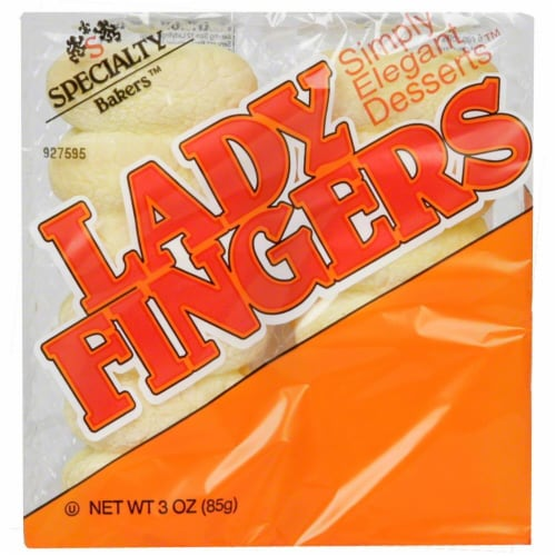 Specialty Lady Fingers Perspective: front