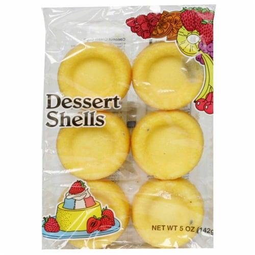 Dessert Shells Perspective: front