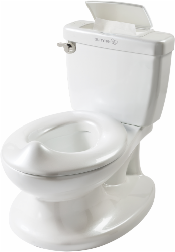 Summer Infant My Size® Potty - White Perspective: front