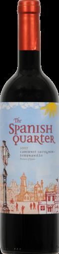 The Spanish Quarter Cabernet Sauvignon - Tempranillo Perspective: front