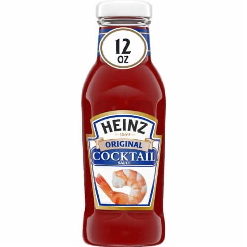 Heinz Original Cocktail Sauce Perspective: front