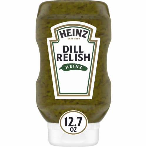 Heinz Dill Relish Perspective: front