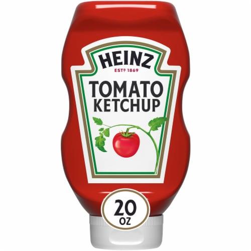 Heinz Original Tomato Ketchup Perspective: front