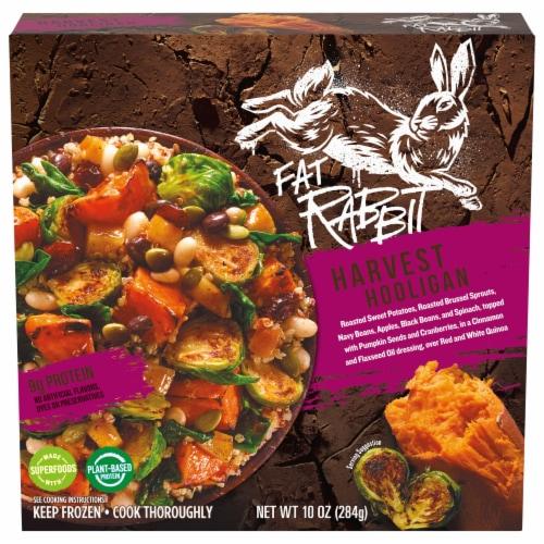 Fat Rabbit Harvest Hooligan Frozen Meal Perspective: front