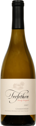 Trefethen Chardonnay Perspective: front