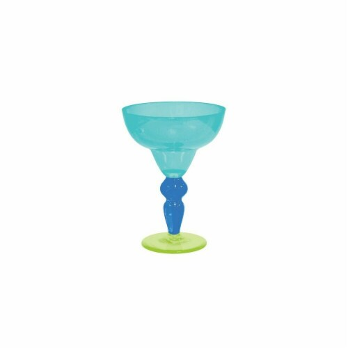 Amscan 350051 Cool Margarita Glass - Pack of 24 Perspective: front