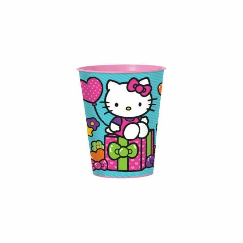 Amscan Designware Hello Kitty Favor Cup Perspective: front