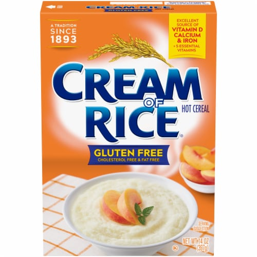 Cream of Rice Gluten Free Hot Cereal Perspective: front