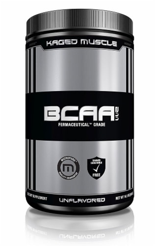Micropure BCAA Unflavored Powder Perspective: front