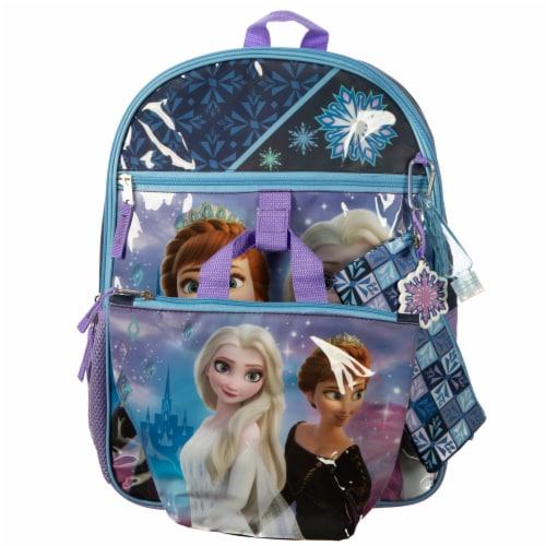 Bioworld Frozen 2 Backpack Set Perspective: front