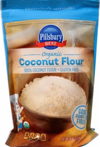 Pillsbury Best Organic Gluten Free Coconut Flour Perspective: front