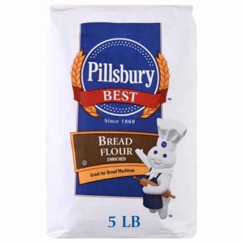 Pillsbury Best Bread Flour Perspective: front