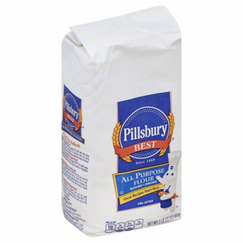 Pillsbury Best All Purpose Flour Perspective: front