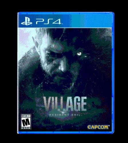 Resident Evil Village (PlayStation 4) Perspective: front