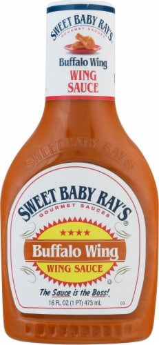 Sweet Baby Ray's Buffalo Wing Sauce Perspective: front