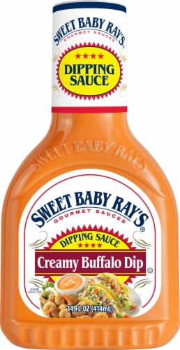 Sweet Baby Ray's Creamy Buffalo Dipping Sauce Perspective: front