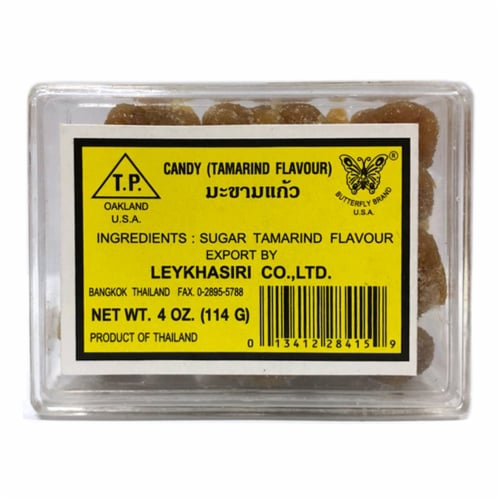 Butterfly Tamarind Candy Perspective: front