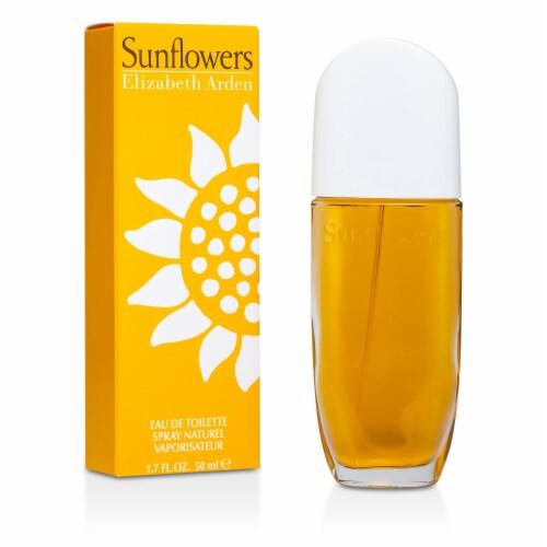 Elizabeth Arden Sunflowers EDT Spray 50ml/1.7oz Perspective: front