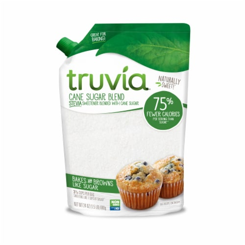 Truvia Cane Sugar Blend Perspective: front