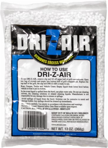 Dri-Z-Air Replacement Crystals Perspective: front