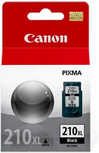 Canon Pixma PG-210 XL Ink Cartridge - Black Perspective: front