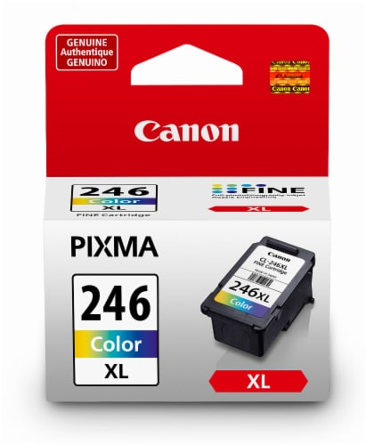 Canon Pixma CL-246XL Ink Cartridge - Color Perspective: front