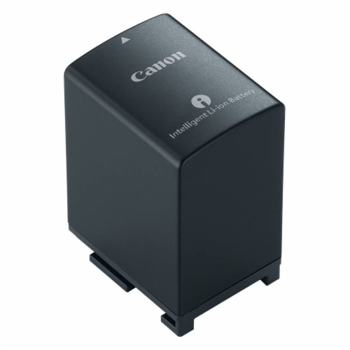Genuine Canon Bp-828 Lithium-ion Battery Pack In Original Retail Blister Pack Perspective: front