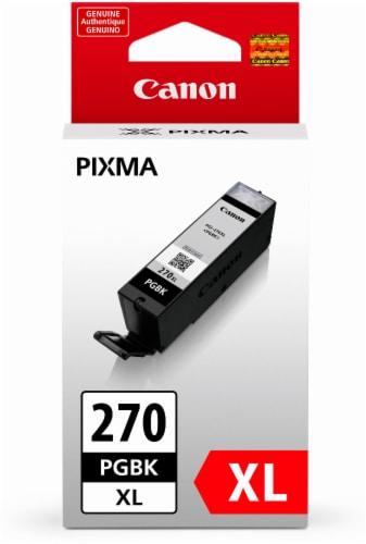 Canon Pixma PGI-270XL Ink Cartridge - Black Perspective: front