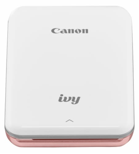 Canon Ivy Mini Photo Printer - Rose Gold Perspective: front