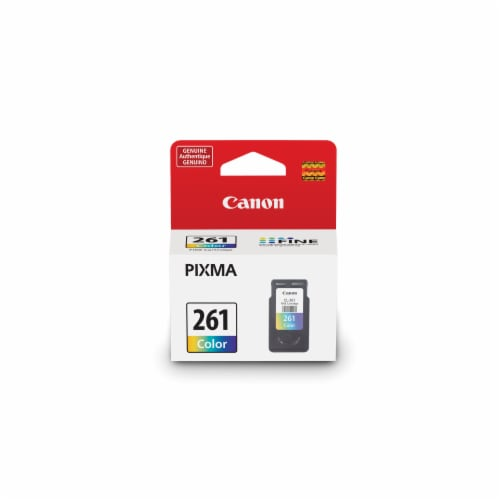 Canon CL-261 Color Ink Cartridge Perspective: front
