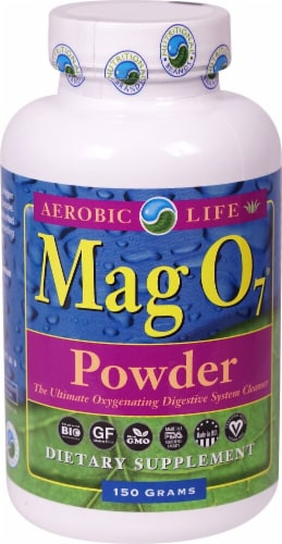 Aerobic Life  Mag O7 Powder Perspective: front