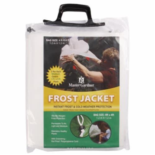 Master Gardner 0808 4 x 4 ft. Frost Plant Jacket - 2 Pack Perspective: front