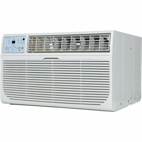 Keystone KSTAT14-2C 14,000 BTU Through the Wall Air Conditioner Perspective: front