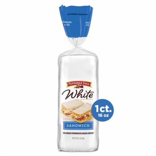 Pepperidge Farm White Sandwich Bread Perspective: front