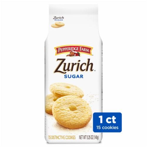 Pepperidge Farm Sweet & Simple Sugar Cookies Perspective: front
