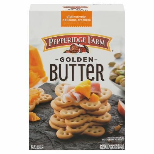 Pepperidge Farm Golden Butter Crackers Perspective: front